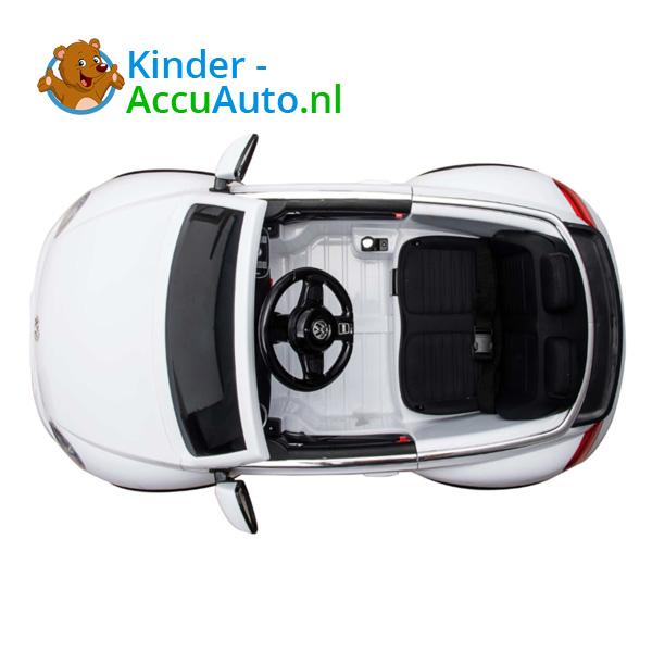 Volkswagen Dune Beetle Kinderauto Wit 7
