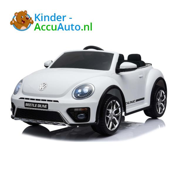 Volkswagen Dune Beetle Kinderauto Wit 8