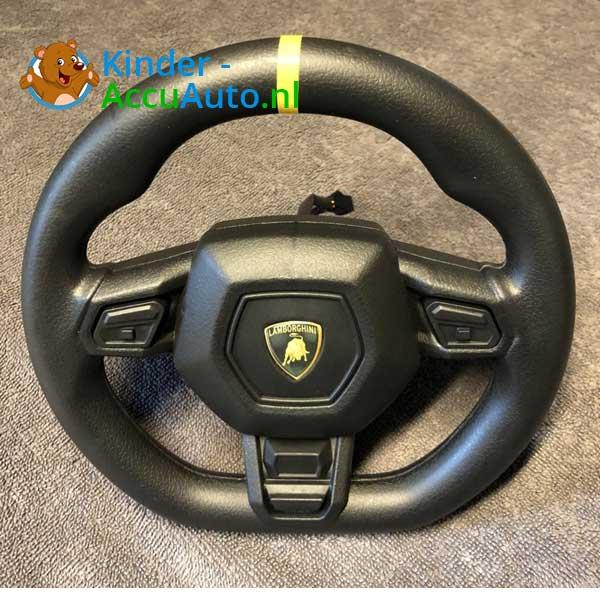 Lamborghini Huracan Wit Kinderauto 7