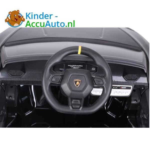 Lamborghini Huracan Wit Kinderauto 9