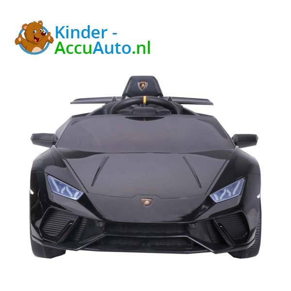 Lamborghini Huracan Zwart Kinderauto 2