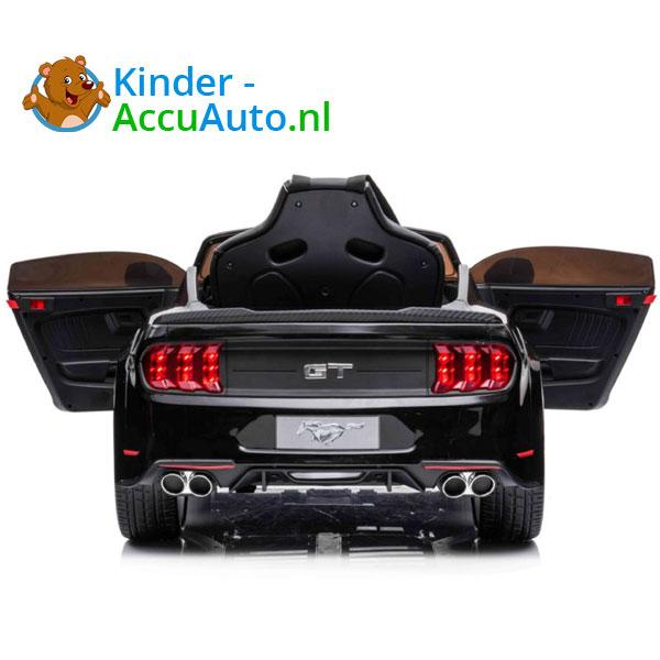elektrische ford mustang kinderauto 24v zwart 2