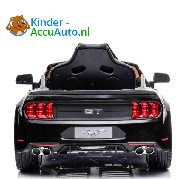 elektrische ford mustang kinderauto 24v zwart 4