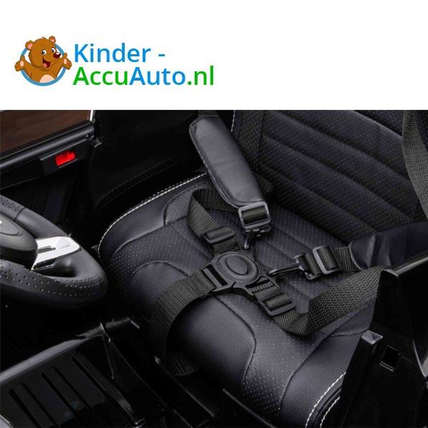 elektrische ford mustang kinderauto 24v zwart 8
