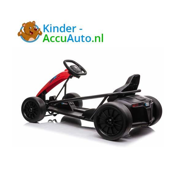 elektrische drift cart rood kinderauto 5