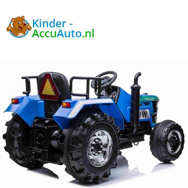 elektrische kindertractor blazin wheels 12v blauw 3