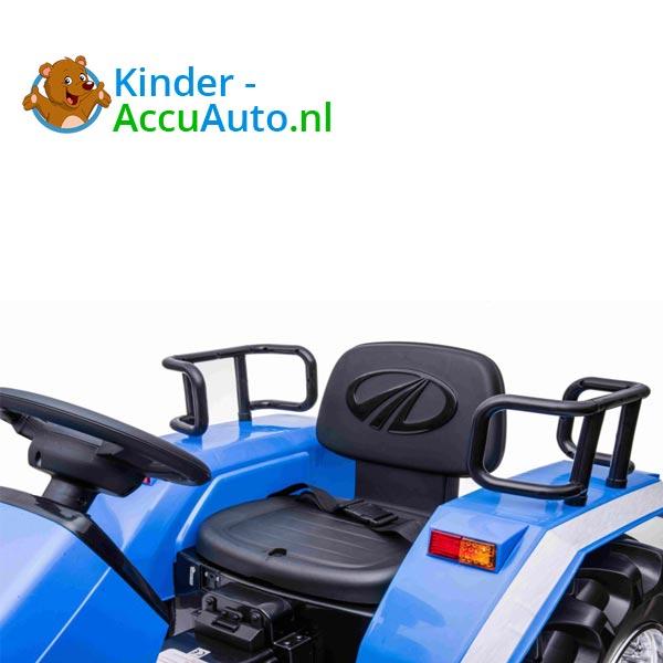 elektrische kindertractor blazin wheels 12v blauw 5