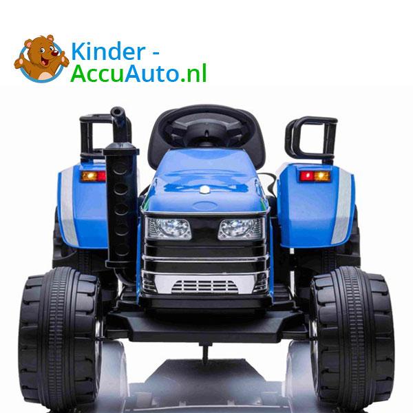 elektrische kindertractor blazin wheels blauw12v 7