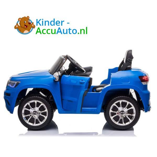 Jeep Grand Cherokee Blauw Kinderauto 6