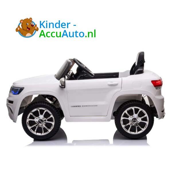 Jeep Grand Cherokee Wit Kinderauto 2