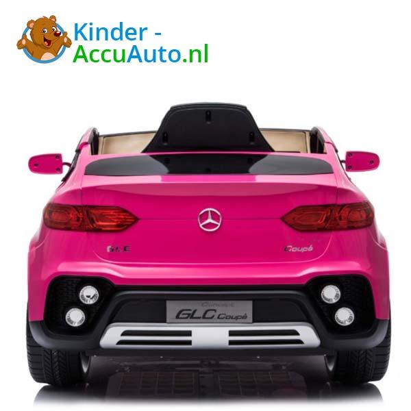 mercedes benz glc coupe elektrische kinderauto roze 4